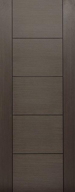 Internal Grey Koto Arran Door Prefinished