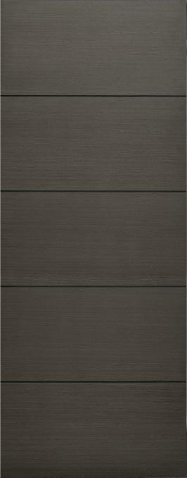 Internal Grey Koto Iona Door Prefinished
