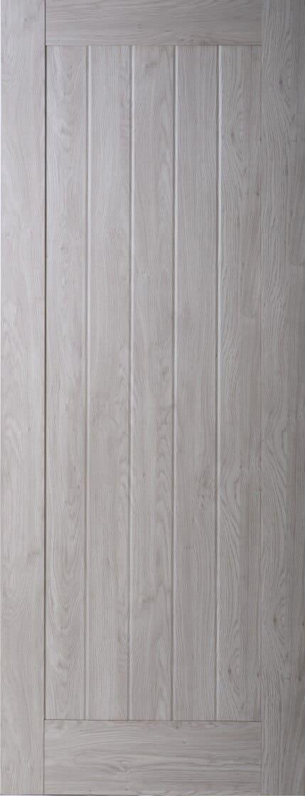 Internal Smokey Grey Laminated Mexicano Door